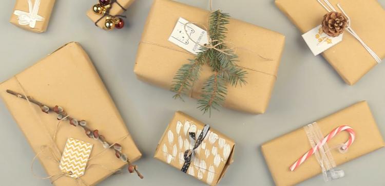 Завиткајте ги подароците сами – Креативни и лесни идеи за празниците(Видео)