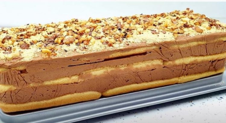 Легендарна чоко плазма торта: Без печење, готова за 10 минути!