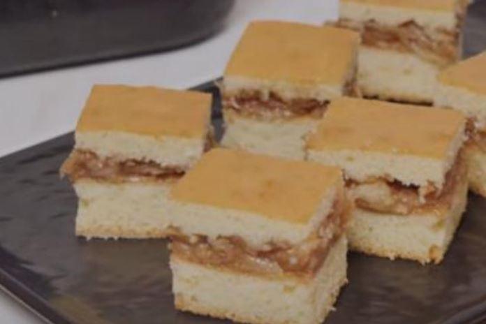 Стар рецепт за колач со јаболка: Евтин десерт, сочен и вкусен