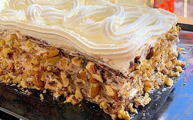 Неодолива посна торта која освојува на првиот залак