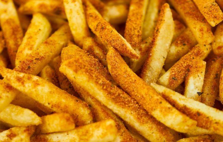 Посно јадење: Зачинет компир од рерна