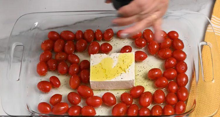 Рецепт кој стана хит на Интернет: Брзи тестенини со шери и фета