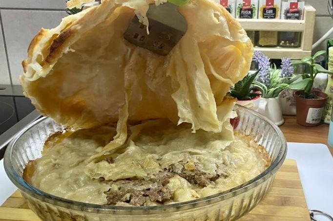 Домаќинска пита со месо: Проверено подобра од бурек