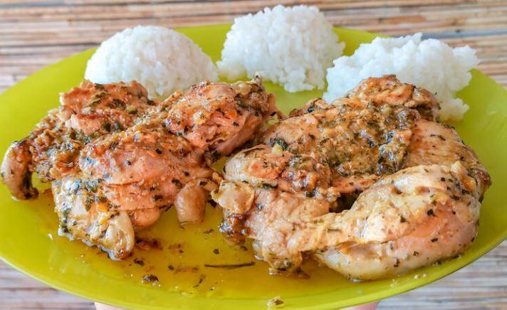 Пилешко на кубански начин – пикантно и егзотично