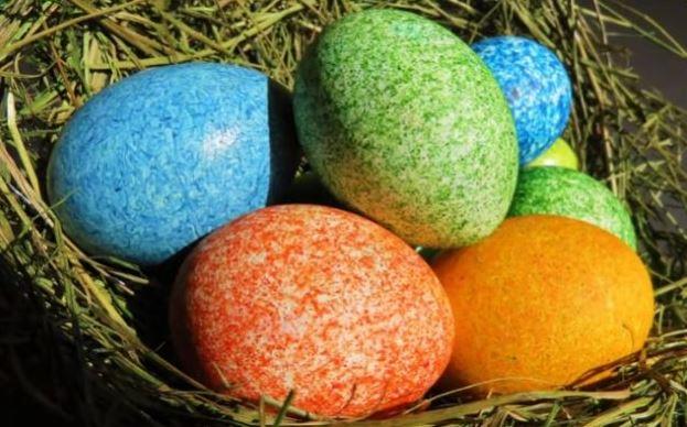 Со оваа техника ќе добиете преубаво декорирани Велигденски јајца
