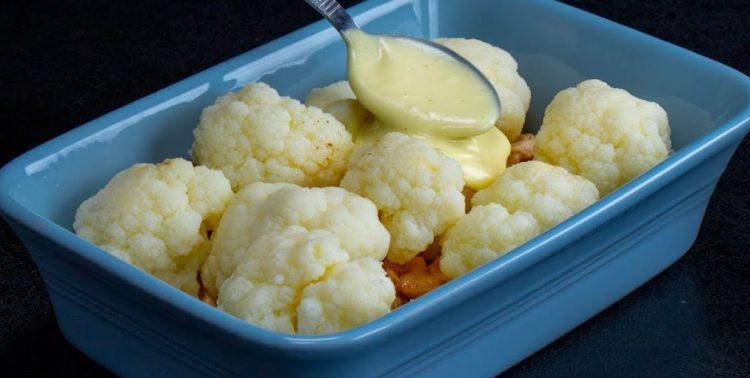 Вкусна вечера за 30 минути: Карфиол со месо во сочен сос