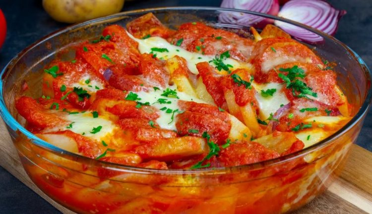 Брза вечера: Вкусно јадење од неколку состојки
