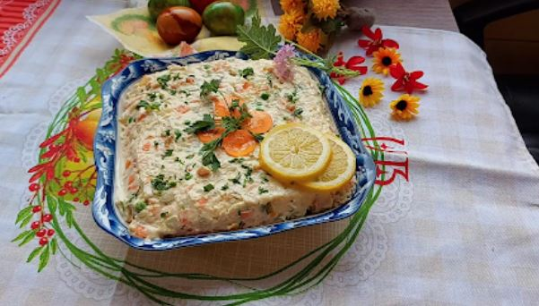 Најдобар начин да ги искористите јајцата од Велигден: Направете вкусна салата