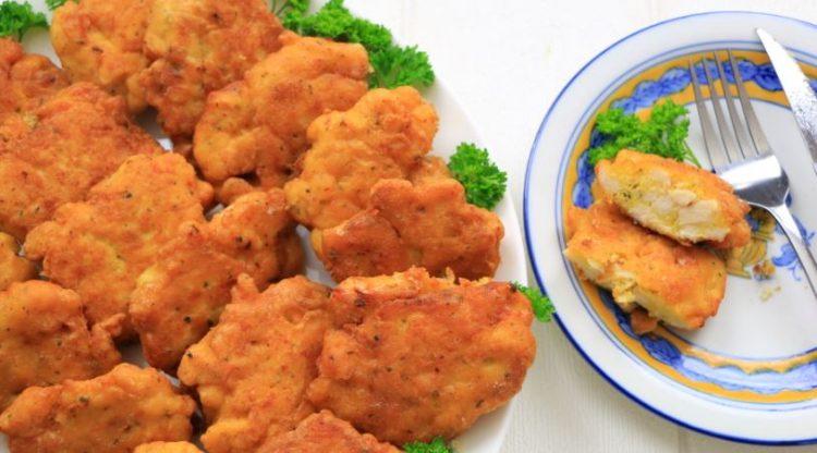Пилешки медаљони или уштипци – фантастичен рецепт