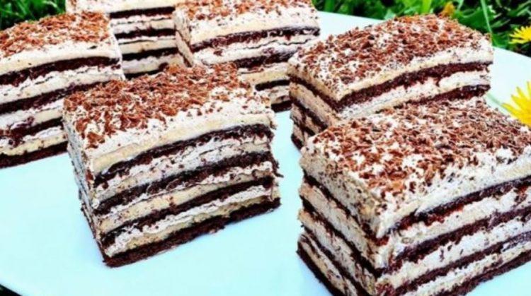 Чоколаден плазма колач, брз и неодолив! (Видео)