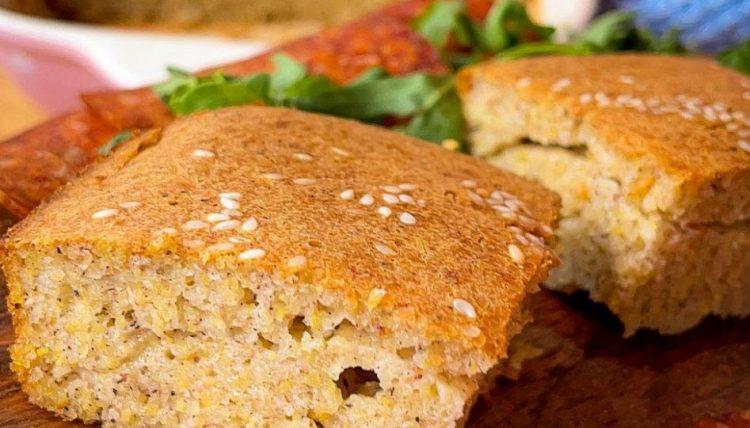 Без глутен спремна за 20 минути: Проја со два вида брашно